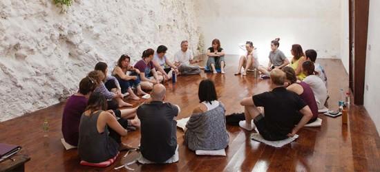 Andrea Adriatico all'International Symposium for Directors
